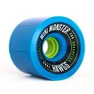 Landyachtz Mini Monster Hawgs 70mm Longboard Wheels
