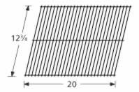 Music City Metals 91701 Steel Wire Rock Grate Replacement for Select Gas Grill Models by Charbroil, Great Outdoors and Others