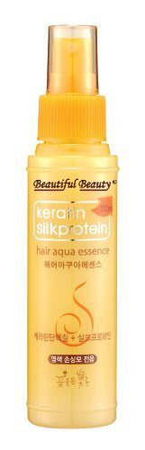110 Ml Water - KERATIN SILKPROTEIN HAIR AQUA ESSENCE 110ml (WATER TYPE TREATMENT) by Keratin