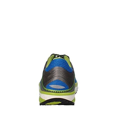 MBT Sneakers Homme Textile (42 EU, Bleu)