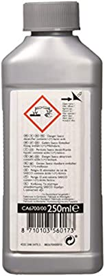 Saeco 609144 Accesorio Philips Ca6700 Descalcificador Liq, Blanco ...