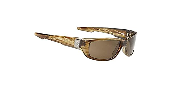 Amazon.com: Spy Optic Dirty MO - Gafas de sol planas: Clothing
