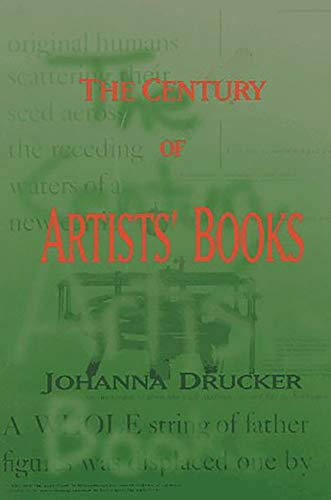 The Century of Artists' Books (Modern Art Artists Of The 20th Century)