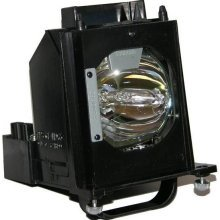 Electrified 915B403001 Replacement Lamp with Housing for Mitsubishi Projectors