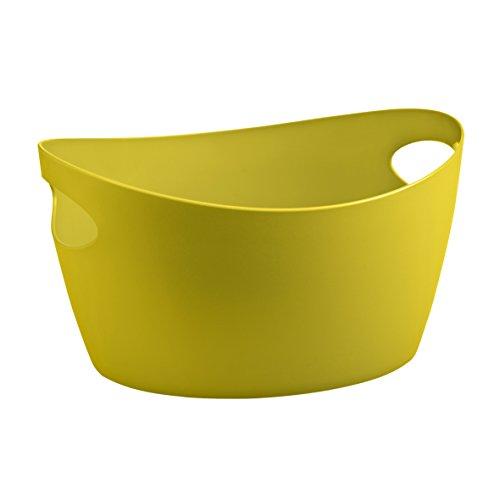 koziol BOTTICHELLI medium Organizer mustard