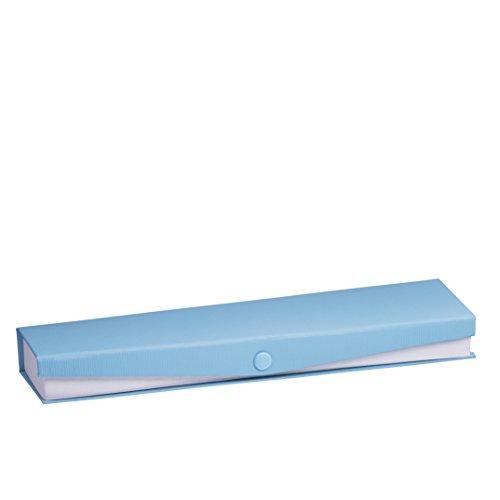 - Allure Prim Bracelet Box, Light Blue