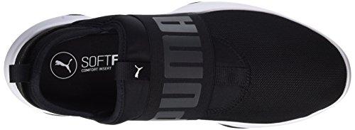 Puma White Black Sneakers Dare Basses Noir Adulte puma Mixte puma Wr1Wzn