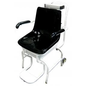 Health O Meter 594KL Digital Chair Scale, 18-1/4'' x 14-1/2'' x 17-1/2'' Seat, 600 lbs. Capacity by Health o meter (Image #4)
