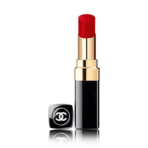 Leblanc De Chanel Sheer (CHANEL ROUGE COCO SHINE HYDRATING SHEER LIPSHINE # 124 - ROUGE LUMIERE)