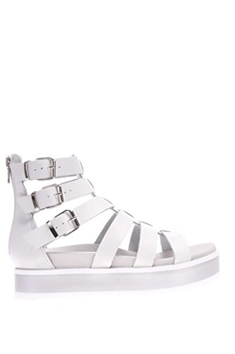 Cult Mujer Sándalo CLE102478 sandal 1050 Range blanco