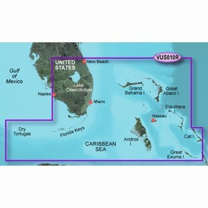 Garmin g2 Vsn HD SD VUS010R Southeast Florida by Garmin
