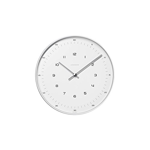 Max Bill Klein Und More Wall Clock 22 Cm With Number