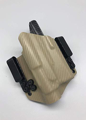 - Neptune Concealment Kydex Gun Holster for CZ p09 - Light / Laser bearing Nestor Series - Veteran Made USA