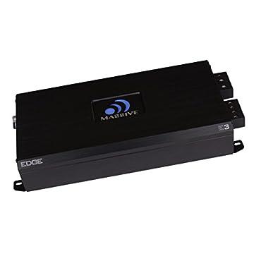 Massive Audio E3 2800W Mono Amplifier