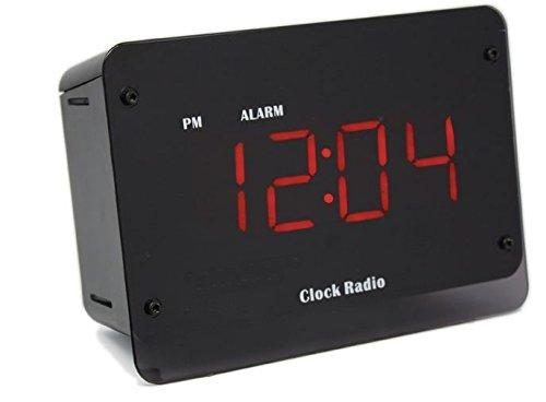 Spy-Max SG Home CVR Live Steam Real Time Video WiFi Cloud Video Recording SpyAssociates Security KB-SGC1520WF Clock Radio Hidden Camera w//Night Vision
