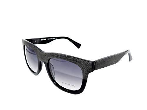 Alain Mikli AL1348-4320 Sunglasses Black Matte 53mm (Mikli Sunglasses)