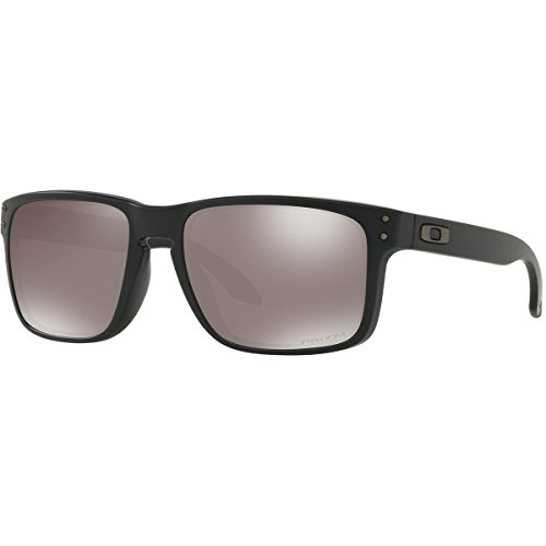Oakley Men's Holbrook Polarized Sunglasses,Matte - Black Holbrook Oakley