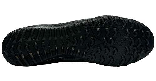 Tf Unisex Scarpe Nike Adulto 12 Nero 001 Da black black Ginnastica – Academy Vapor Basse qtt1wpT