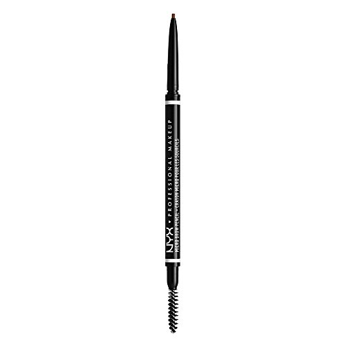 NYX PROFESSIONAL MAKEUP Micro Brow Pencil, Chocolate, 0.01 Pound
