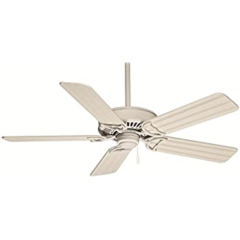 Casablanca 55025 panama outdoor 52 ceiling fan in cottage white casablanca 55025 panama outdoor 52 ceiling fan in cottage white blades sold separately aloadofball Gallery
