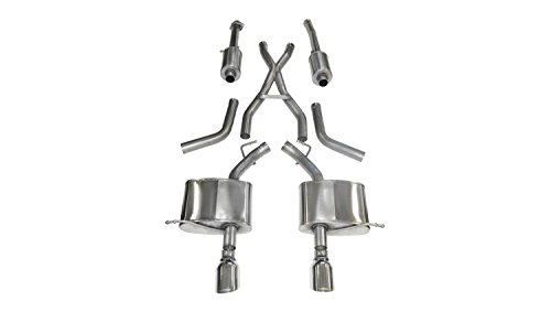 (CORSA 14459 Cat-Back Exhaust System )