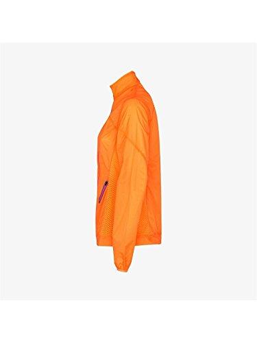 Donna L Running wind 01 Diadora Jacket 97004 Giacca Ripe mango ZzWSq