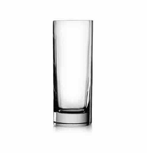 Luigi Bormioli, us kitchen, LUIG9 09832/06 Strauss 13.25 oz Long Glasses, Set of 6, Clear