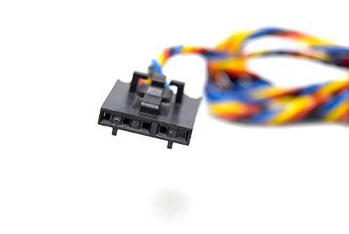 9DVNN Genuine OEM Rear Small Form Factor PC Computer Fan For Dell Optiplex 390 790 990 3010 7010 9010 4-Wire 5-Pin Power Connector Foxconn AVC Sunon Rev:A00 by Aquamoon Trading (Image #7)