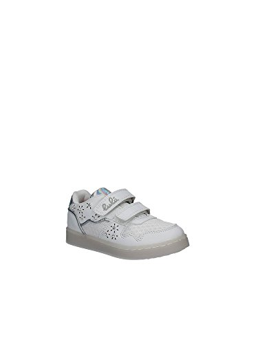 Lulù LS230004S Sneakers Bambino Bianco 31
