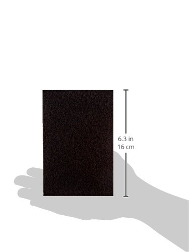 VELCRO Brand - Industrial Strength Extreme Outdoor   Heavy Duty, Superior Holding Power on Rough Surfaces   3 Strips   6in x 4in   Black by VELCRO Brand (Image #6)