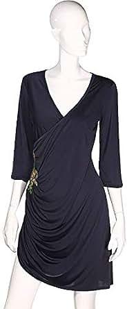 Sana'a Kayum Women's Party Dress Blue [skca-100226]
