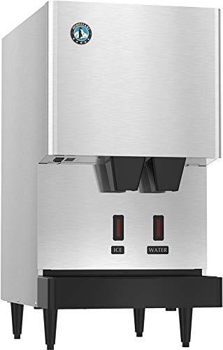 Hoshizaki DCM-270BAH-OS, 288 Lbs Ice/24Hr Cubelet Ice Machine and Dispenser