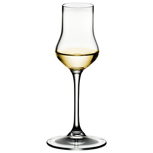 Riedel Vinum Leaded Crystal Spirits Glass, Set of 8 by Riedel