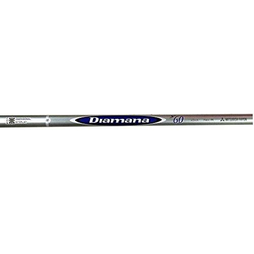 Diamana Blue Board (NEW Mitsubishi Diamana S+ Plus 60 (Blue Board) Regular Flex Driver/Wood Shaft)