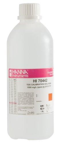Hanna Instruments HI70442L 1500 mg/L (ppm) TDS Calibratio...