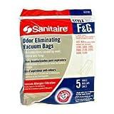 Sanitaire F&G Odor Eliminating Vacuum Bags - 5 pack