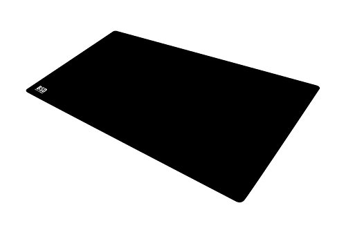 "31Kr3hRJ45L - Battle Mat - Extra Large 30"" x 60"" x .078"" Mouse Pad (Black)"