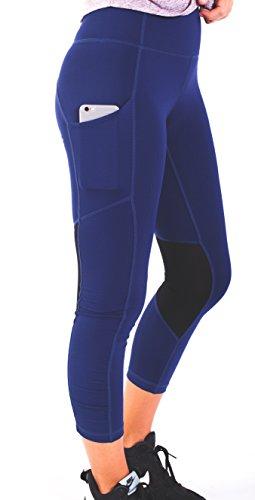 Womens Premium Workout Leggings Breathable
