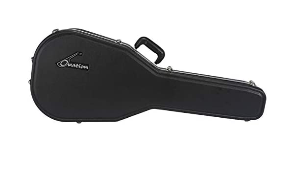 Ovation Deluxe moldeado funda para Super Shallow cuerpo guitarra ...