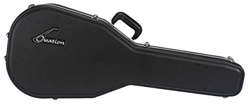 Ovation 9158-0 Ovation Molded Guitar Case for Mid-Deep Bowl