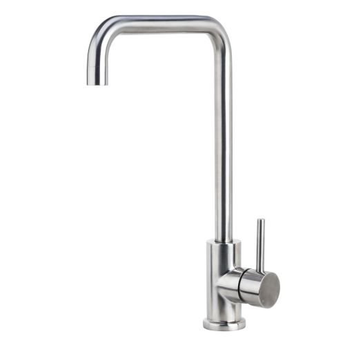 Miseno MK004 Kitchen / Prep Faucet (Solid T304 Stainless Steel), Brushed Stainless by Miseno (Image #5)