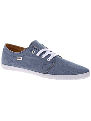 Globe Red Belly Blue Chambrey Sneaker azul chambray