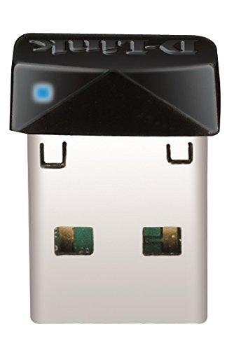 52 opinioni per D-Link DWA-121 Micro Adattatore USB Wireless N 150, Nero/Antracite
