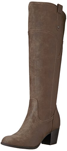Indigo Rd. Womens Solar Fashion Boot Gray
