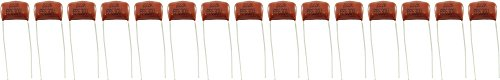 (Capacitor - 630V, Polypropylene, radial leads, Capacitance: .0022 uF, package of 15)