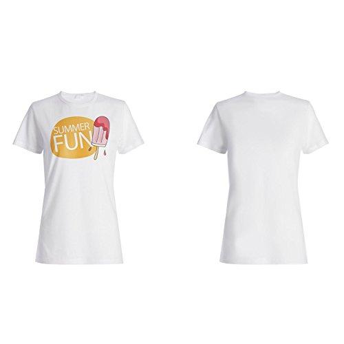 Ich liebe Strand neues lustiges Feiertagsgeschenk Damen T-shirt f618f