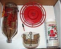 Hummingbird Feeder Kit (Kit Feeder Hummingbird)
