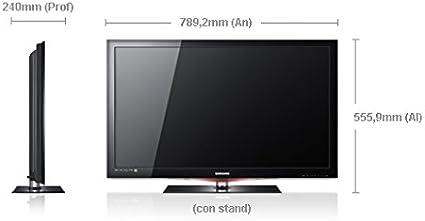 Samsung LE32C650- Televisión, Pantalla 31 pulgadas: Amazon.es: Electrónica