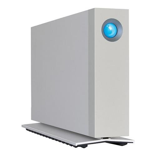 LaCie d2 Thunderbolt 2 USB 3.0 4TB Professional Desktop Storage (9000493U)