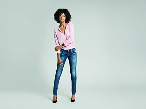 Skinny mujer Dnm para Medium Noos Low Blue Denim Blau Mercury Jeans Only Vaquero skinny Bl915 q1EgBWx